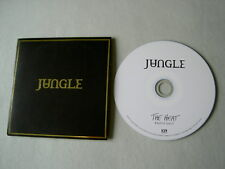 JUNGLE The Heat (Radio Edit) promo CD single