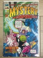 1963 Buch One 1 Mystery Incorporated (Bild, April 1993) Alan Moore