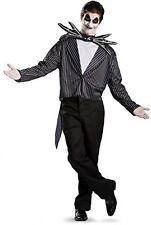 Disguise Men's Tim Burton's The Nightmare Before Christmas Jack Skellington