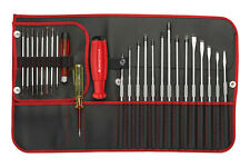 PB Swiss Tools PB 9516.Red Screwdriver Set Slotted/Phillips/PoziDriv/Hex/Torx