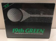 19th Green Family Golf Game Baron/Scott Enterprises 1987 New. Free shipping.