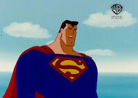 WB-Superman The Animated Series Original Production Cel-Superman-Identity Crisis