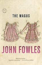 The Magus by John Fowles (2001, Paperback)