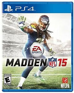 Madden NFL 15 [PS4] New!