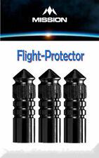 Mission Flight Protectoren Alu - Anzahl wählbar - Flightschoner, SCHWARZ