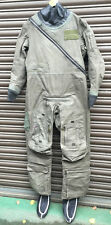 RAF SURPLUS OG BEAUFORT COVERALL AIRCREW IMMERSION SUIT MK10 SIZE 8, DRYSUIT a