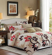 M301 Super King Size Bed Duvet/Doona/Quilt Cover Set Brand New