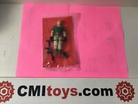 Gi joe mail order figure w Red Back file card CLUTCH AWE striker Driver
