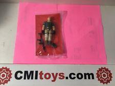 Gi joe mail order figure w Red Back file card CLUTCH AWE striker Driver