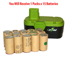 18 Volt Sub C 1700 mAh NiCd Batteries Cordless Drill Pack Assembly Battery
