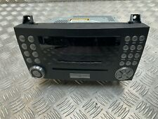 Mercedes-Benz R171 SLK CD Player Radio A1718200086