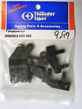 THUNDER TIGER #PD0442 KNUCKLE ARM BAG for Thunder Tiger DT-10 Stadium Truck