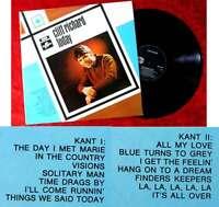LP Cliff Richard: Today (EMI Columbia SHPX 5001) NL