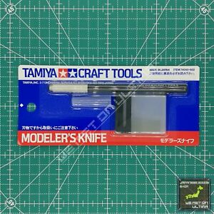 Tamiya 74040 Modeler's Knife /74075 Replacement Blade / TRACKED & COMBINED SHIP