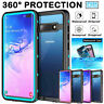 Waterproof Case Cover For Samsung Galaxy S9 S10 Plus/Note 10+ 9 Screen Protector