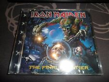 cd iron maiden the final frontier 2010