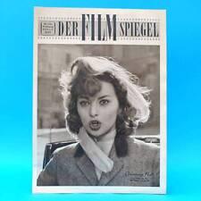 DDR Filmspiegel 5/1956 Giovanna Ralli Hollywood Joachim Werzlau Schlösser und ..