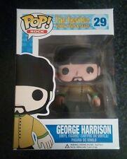 Funko POP Rocks The Beatles Yellow Submarine  #29 George Harrison