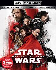 7418525033 BRD Star Wars gli ultimi Jedi 4k 2d Bonus