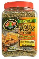 ZOO MED ADULT BEARDED DRAGON FOOD 10OZ