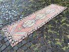 Runner rug, Handmade wool rug, Hallway rug, Turkish rug | 2,5 x 8,6 ft