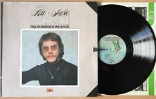 "Art & Music Collection 6 - Paul Wunderlich Jan Huydts RARE 12"" Vinyl LP VG/VG"