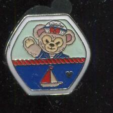 HKDL Fun Day 2015 Hidden Mickey Magical Ferris ShellieMay Disney Pin 109363