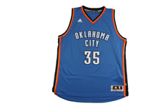 Maillot basket vintage Thunder Oklahoma City N°35 Durant NBA