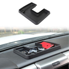Center Console Dashboard Storage Tray for Ford F150 2009-2014 Black Accessories