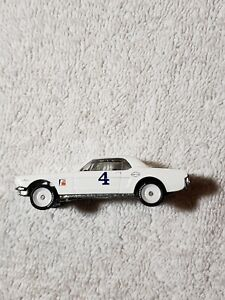 HOT WHEELS VINTAGE RACING A.J FOYT'S 65 FORD MUSTANG