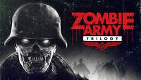 Zombie Army Trilogy Steam Key (PC) - Region  Free - NO CD/DVD
