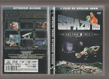DVD I FILM DI SPAZIO 1999 ATTACCO ALIENO + POSTER