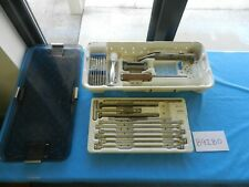Zimmer Surgical Orthopedic Versys Instrument Set W/ Case
