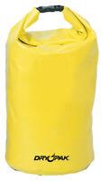 "Kwik Tek Dry Pak Roll Top Dry Gear Bag,12.5"" X 28"", Yellow P/N Wb-7"