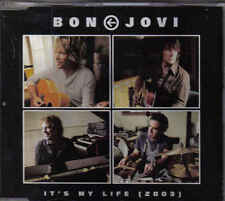 Bon Jovi-It s My Life 2003 Promo cd single