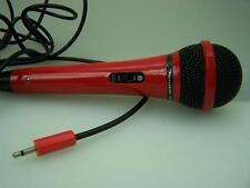 Realistic uni-directional dynamic microphone #33-9031 500ohm