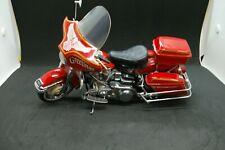 Franklin Mint Harley-Davidson FLH Electra Glide 1:10 Scale  Seasons Greeting