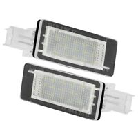 Car LED License Plate Light for Dacia Duster 10-15 I2S2