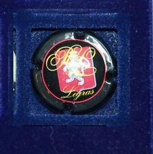 1 Plaque de muselet de champagne Legras