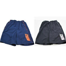 New Nike Big Boys Logo Print Swim Shorts Trunks Size Sm 8 Med 10-12 MSRP $38.00