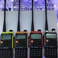 Brand New Baofeng Dual Band Two Way Radio BF-UVB2 Plus 8W 4800mAh Li-ion Battery