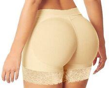 Damen Push Up Unterhose Mieder Panty Contur Slip Padded Butt Lifter Hüfte Hosen