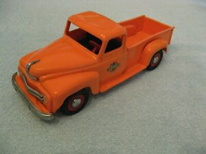 International plastic toy 1951 pick-up truck built by Product Minature