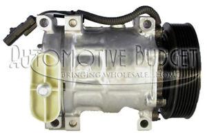 A/C Compressor w/Clutch for Dodge Dakota Durango & Ram 2002-2003 - NEW