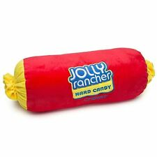 Jolly Rancher Embroidered Plush Pillow Cherry Cylinder Body Pillow Licensed