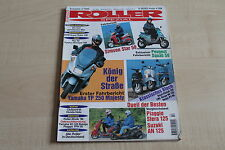 164061) Yamaha YP 250 Majesty im Fahrbericht - Roller Spezial 02/1996