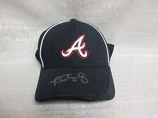 Fredi Gonzalez Signed Atlanta Braves New Era MLB Authentic Collection Cap Hat