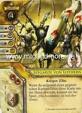 Warhammer Invasion - 2x Seegarde von Lothern  #045