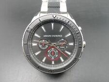 New Old Stock ARMANI EXCHANGE AX1813 Chronograph Date Quartz Men Watch