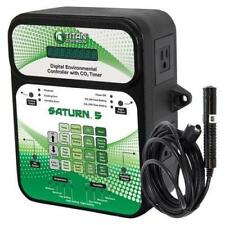 Titan Controls Saturn 5 - Digital Environmental Controller with Co2 Timer